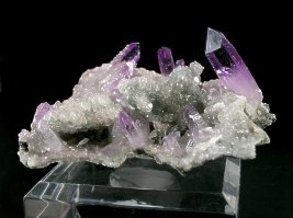 quartz,<br>calcite for sale