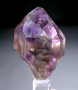 quartz<br>(var: amethyst)<br>scepter for sale