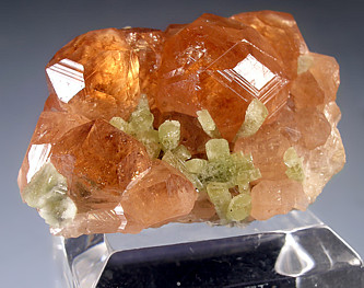 hessonite, diopside for sale