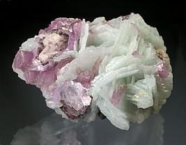 lepidolite<br>on albite for sale