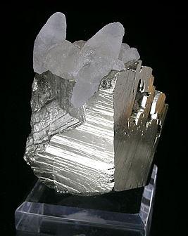 pyrite<br>calcite for sale