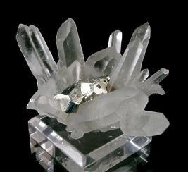 quartz, pyrite for sale