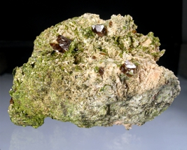 titanite, epidote for sale