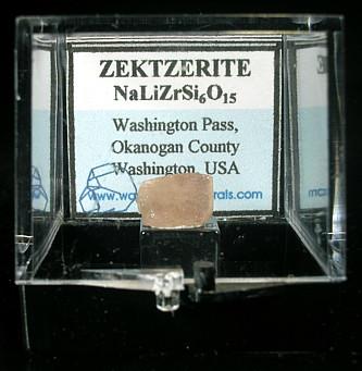 zektzerite for sale